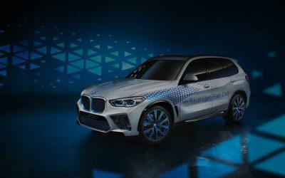 Frankfurtban debütál a BMW i Hydrogen NEXT tanulmányautó