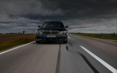 Bemutatkozik az új BMW M340i xDrive Touring