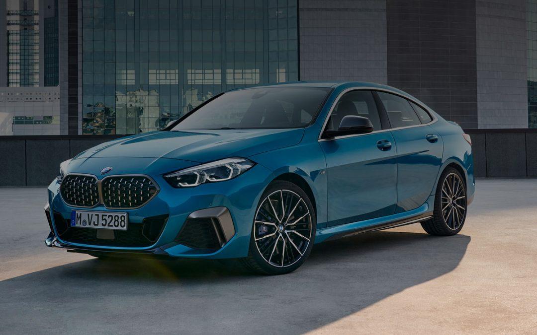 Az első BMW 2-es Gran Coupé